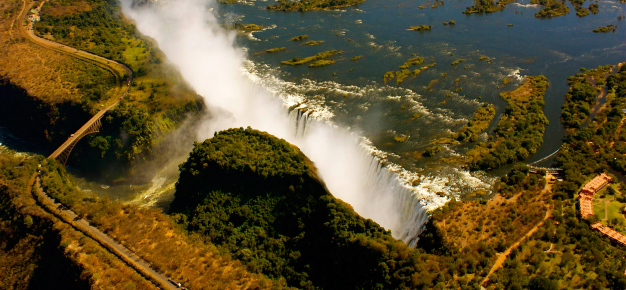 Victoria Falls Courtesy Gorges Lodge