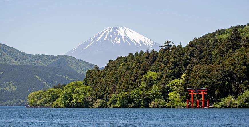 Lake Ashi, Credit Inside Asia