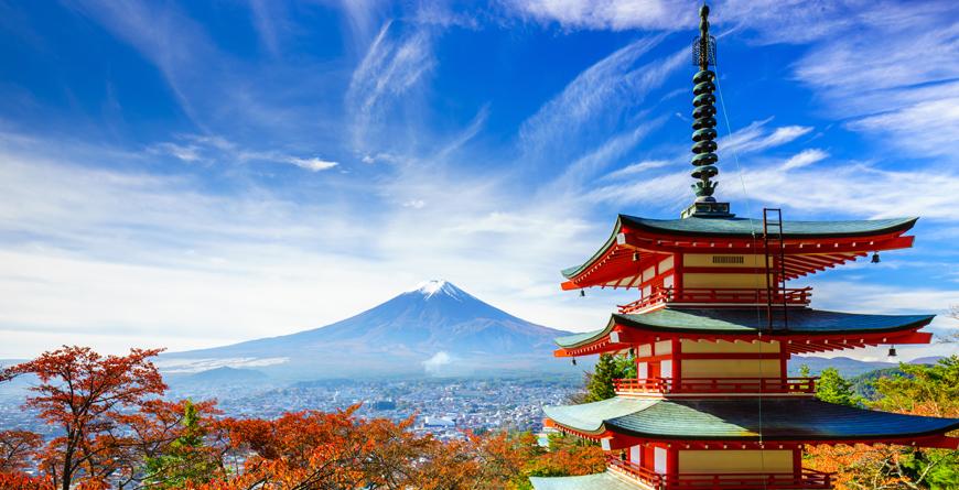 Red Pagoda Credit Shutterstock