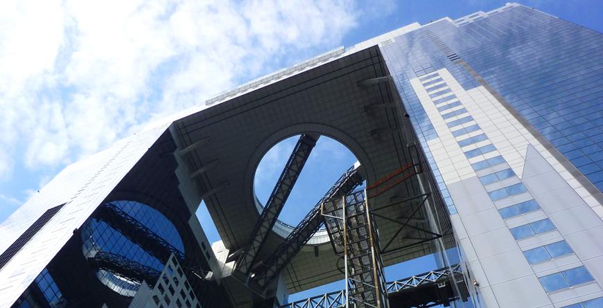 Umeda Sky Building, Credit Inside Asia