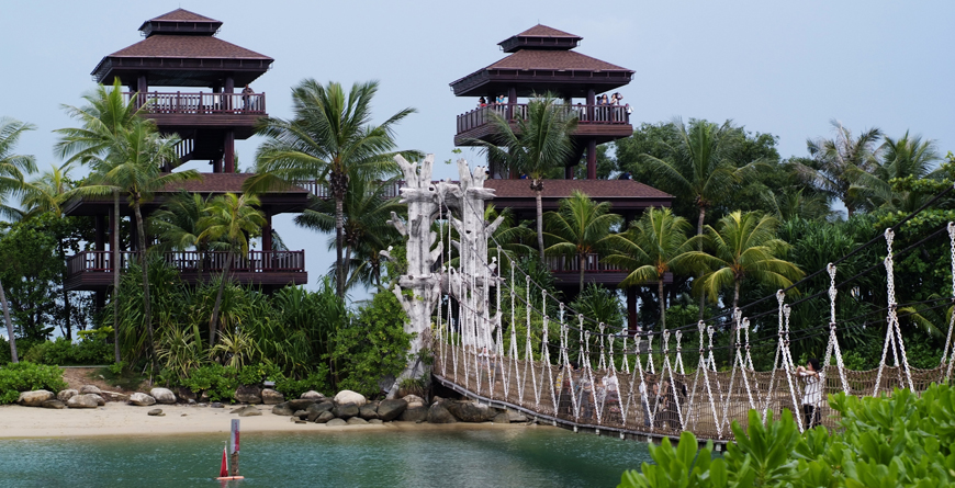 Sentosa Island, Credit Singapore Tourism Board