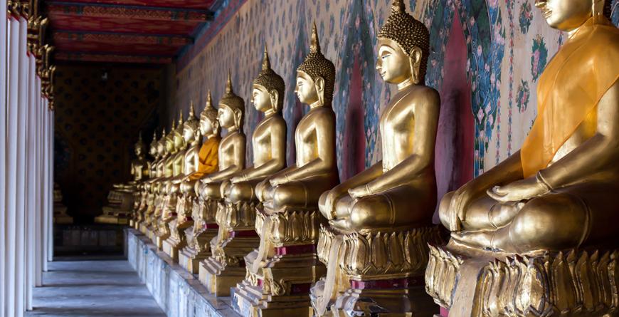 Bangkok Temple, Credit Thanet Phanalikool, Shutterstock