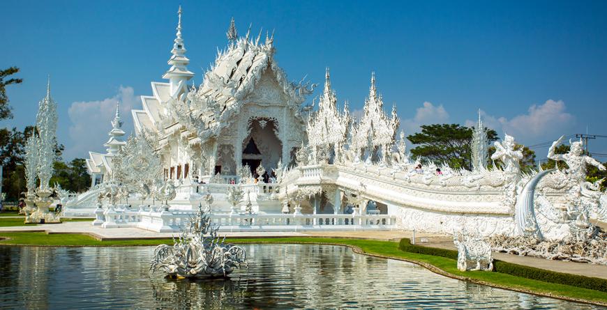 White Temple, Credit Alexander Mazurkevich, Shutterstock