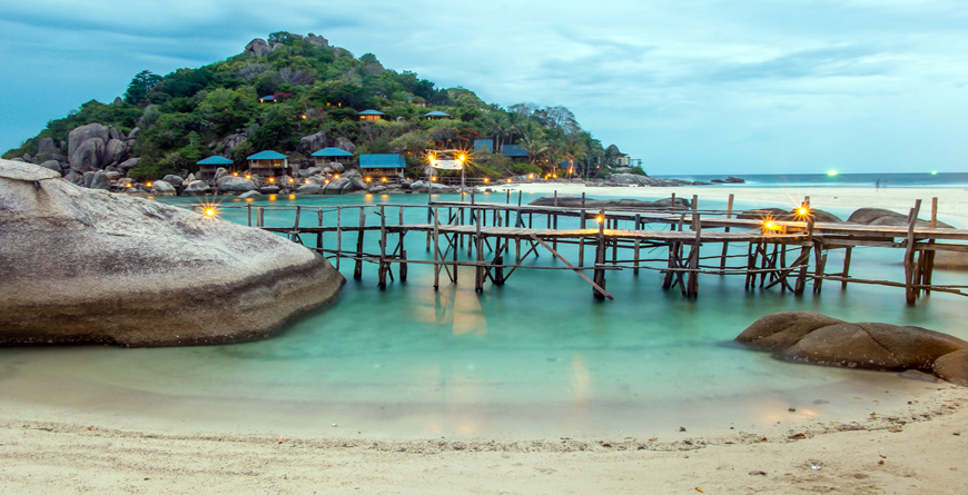 Yuan and Tao Island, Credit Shutterstock