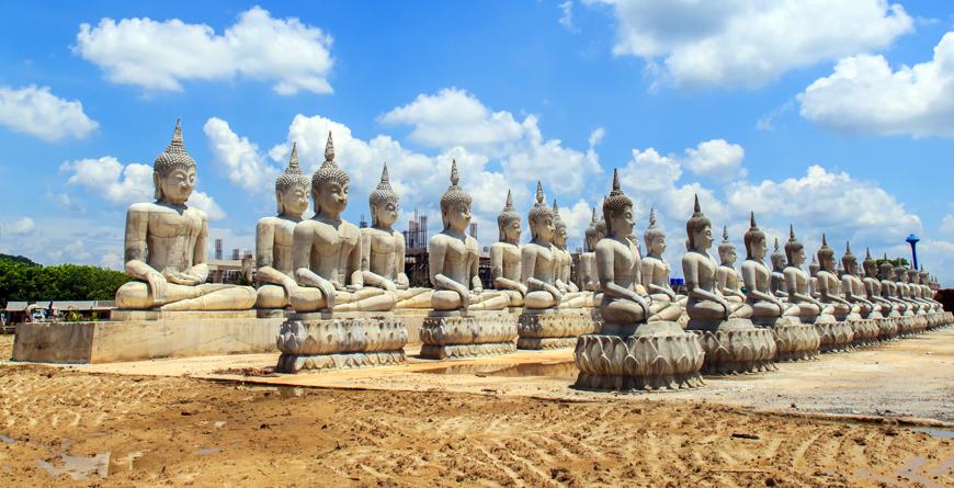 Buddha Statue, Credit Shutterstock