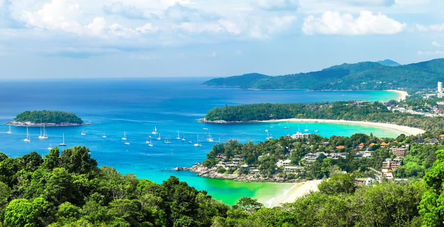 Kata and Karon Beaches, Credit Shutterstock