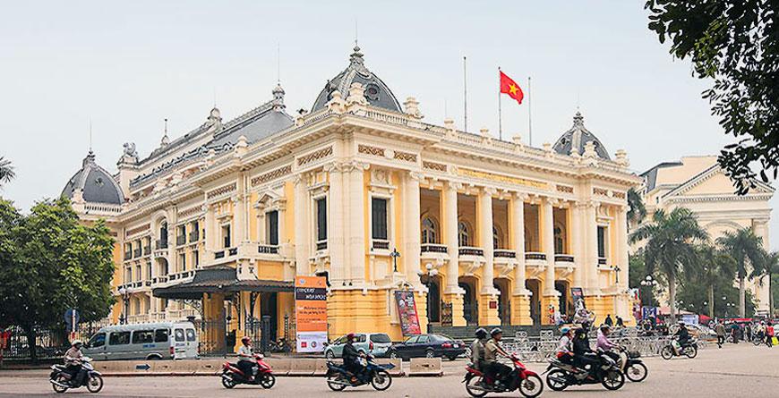 Hanoi, Courtesy Sofitel Legend Metropole