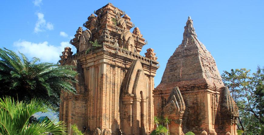 Brick Chamtowers Nha Trang Valery Shanin Courtesy Shutterstock