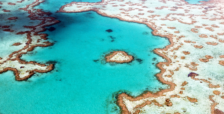 Great Barrier Reef, Credit Tourism Australia, Adrian Brown