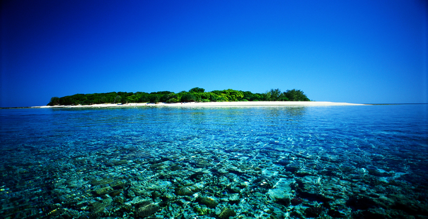 Lady Musgrave Island, Great Barrier Reef, Credit Tourism and Events Queensland, Tourism QLD