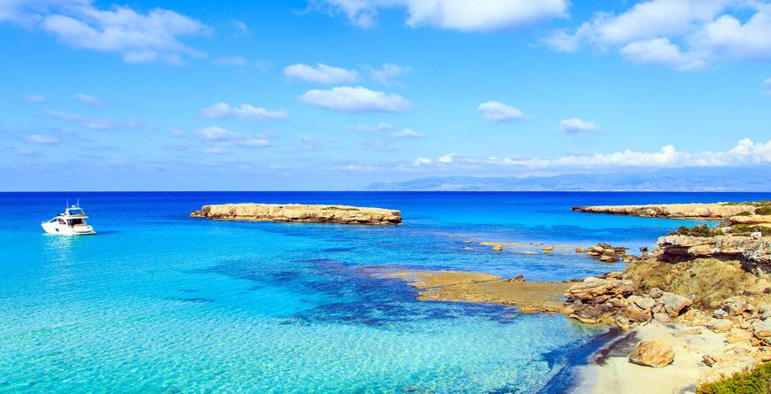 Blue Lagoon Akamas Penninsula, Credit Shutterstock