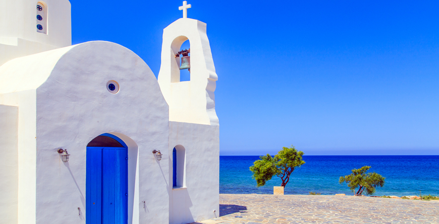 White Chapel in Protaras, Credit Shutterstock