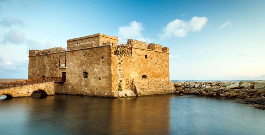 Paphos Castle, Credit Shutterstock