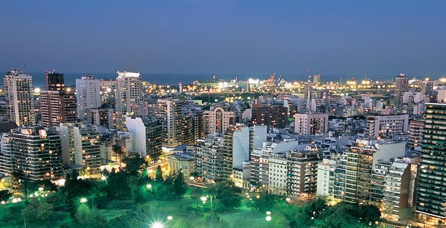 Buenos Aires at Night, Credit BLA