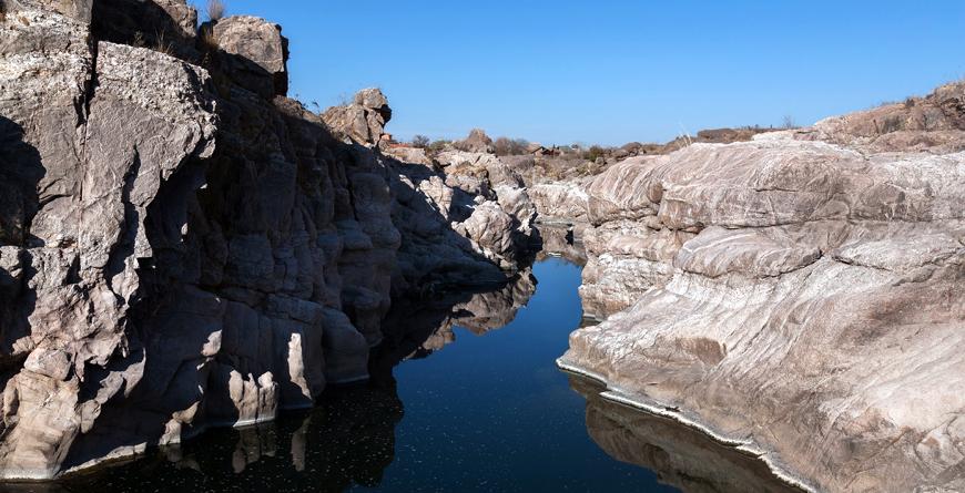 River Characato, Courtesy Shutterstock