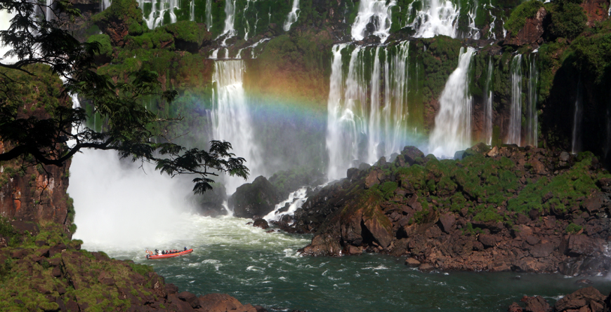 Rainbow, Credit LAND, Shutterstock.com