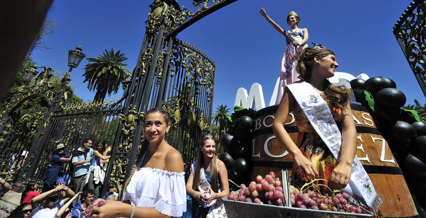 Grape Harvest Festival, Credit Tphotography, Shutterstock.com