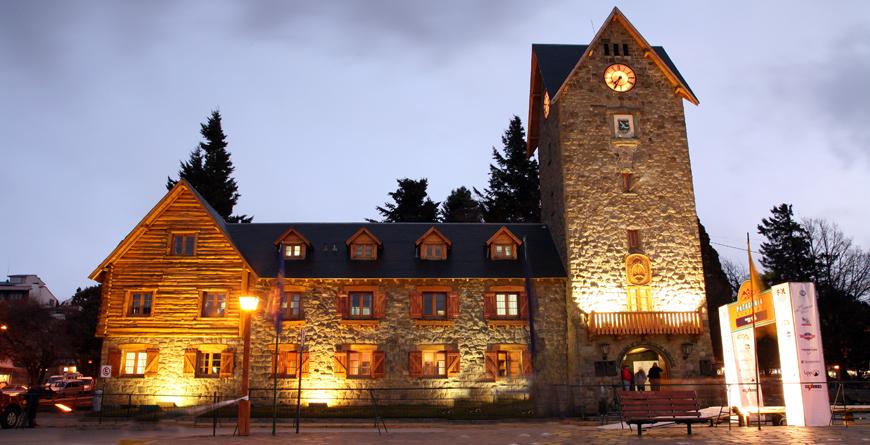 Civic Center Bariloche, Credit Alvaro Pantoja, Shutterstock.com