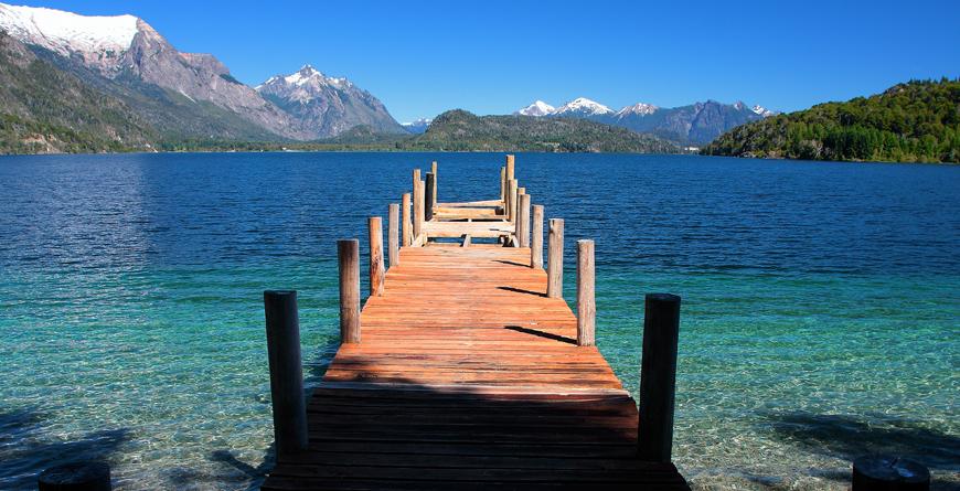 Lake District Lago Moreno, Credit Estudio Pixies, Shutterstock.com
