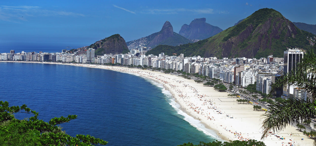 Rio Beaches, Courtesy of Shutterstock