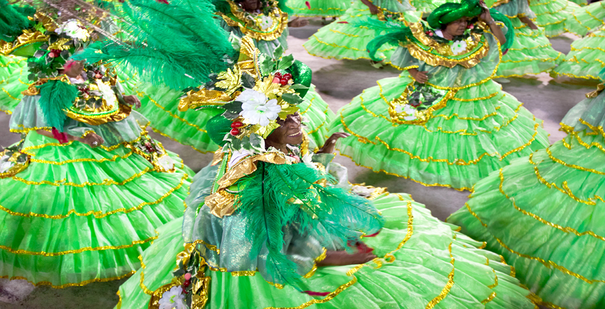 Carnival, Credit Migel, Shutterstock.com