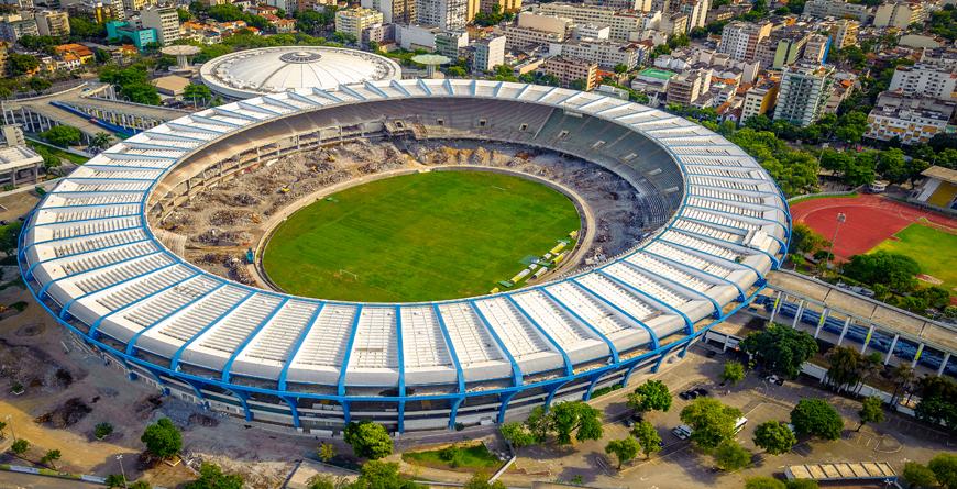 Maracana Stadium, Credit Celso Diniz, Shutterstock.com