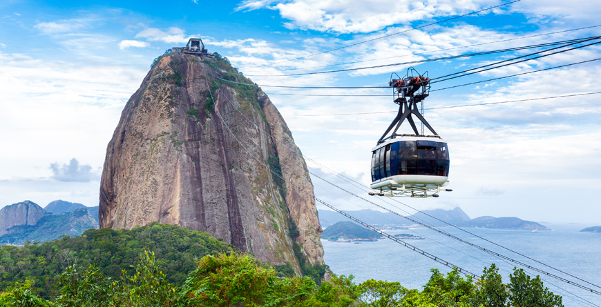 Sugar Loaf Mountain, Credit Filipe Frazao, Shutterstock.com
