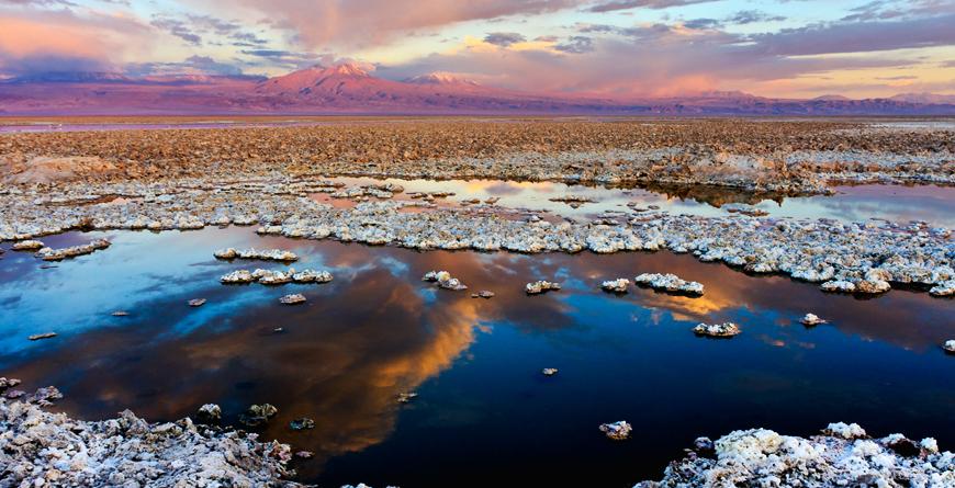Atacama Colours, Credit Protours