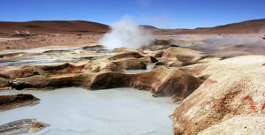 Geysers, Credit Protours