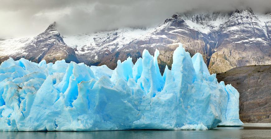 Icebergs, Credit Ekaterina Pokrovsky, Shutterstock.com