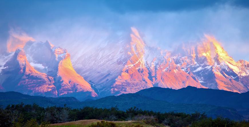 Torres del Paine, Credit kavram, Shutterstock.com