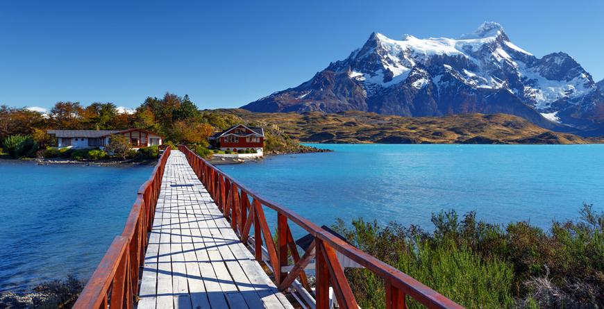 Torres del Paine, Credit sunsinger, Shutterstock.com