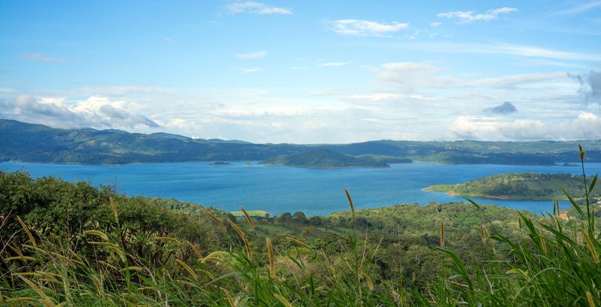Lake Arenal, Credit Olaf Speier, Shutterstock.com