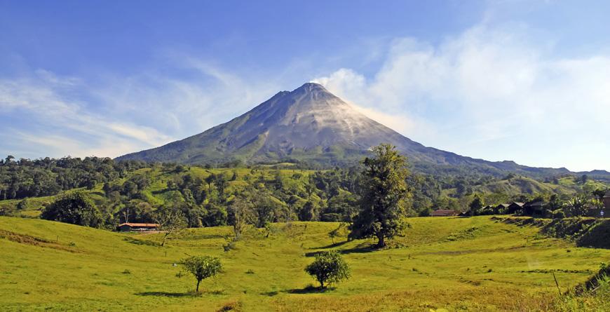 Volcano, Credit Robert Cicchetti, Shutterstock.com