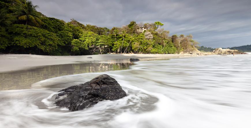 Playa Espadilla, Credit Tilo G, Shutterstock.com