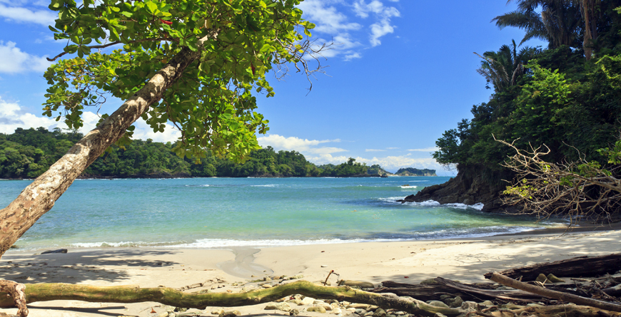 Playa Manuel Antonio NationalPark, Credit Colin D Young, Shutterstock.com