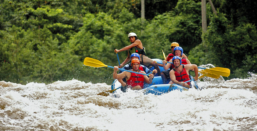 Rafting Savegre, Credit Travel Excellence
