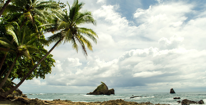 Corcovado National Park, Beach View, Credit Malgorzata Drewniak, Shutterstock.com