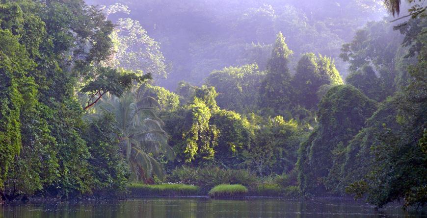 Rio Sirena Corcorvado National Park, Credit Hugh Landsdown, Shutterstock.com