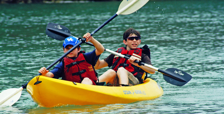 Kayaking Manzillo, Credit Travel Excellence