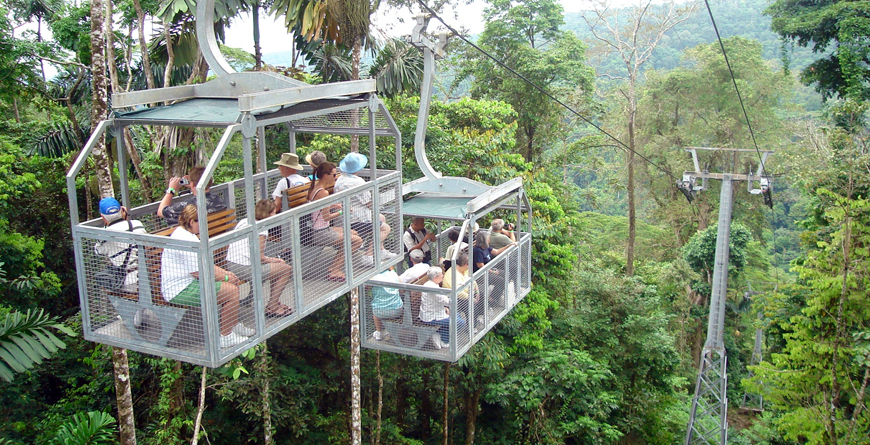 Veragua Rainforest Park, Credit Travel Excellence.com