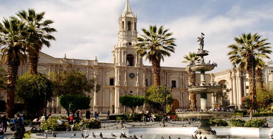 Main Plaza, Credit Shutterstock