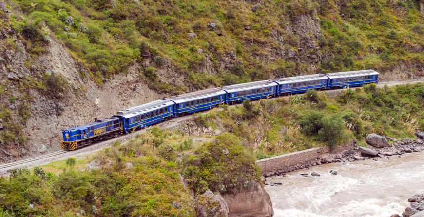 Peru Rail, Credit Shutterstock