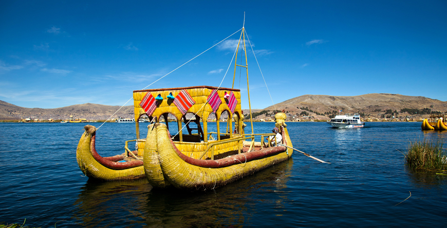 Uros, Credit Gail Johnson, Shutterstock