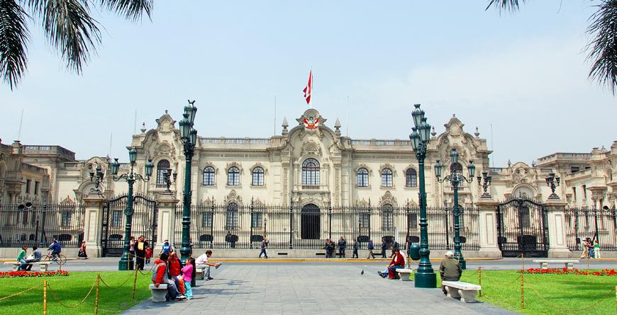 Plaza de Armas, Credit Shutterstock
