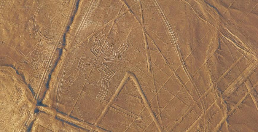Nazca Lines, Credit Viajes Pacificos