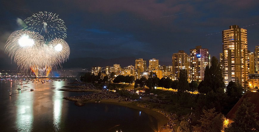 Celebration of Light, Credit Canadian Tourism Commission
