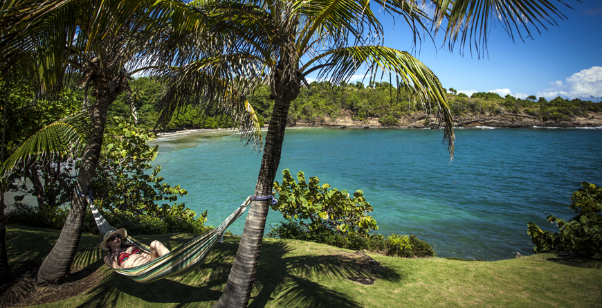 Hammock, Credit Grenada Tourism Authority