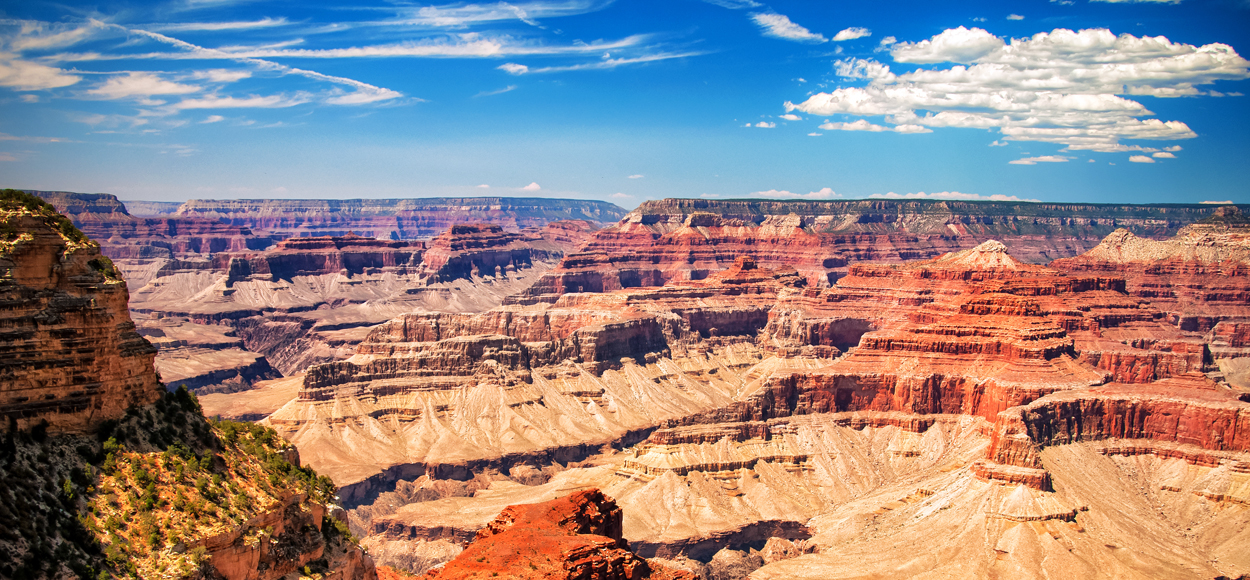 Grand Canyon, Credit Shutterstock