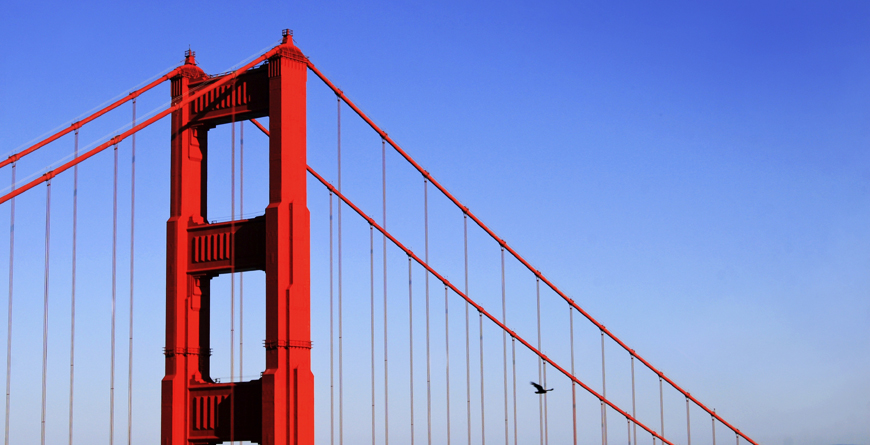 Golden Gate Bridge Credit iStock